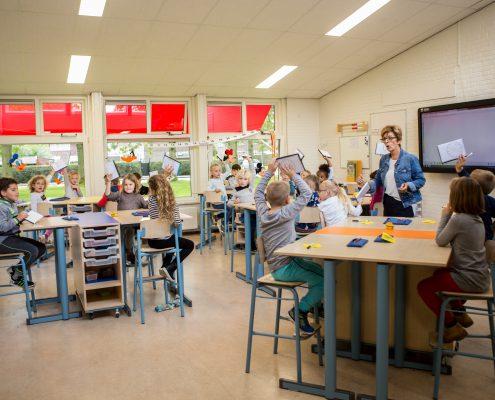 In de klas | Openbare Daltonschool De Duykeldam | Swifterbant