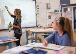 Whiteboard | Openbare Daltonschool De Duykeldam | Swifterbant