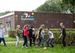 Voetballen | Openbare Daltonschool De Duykeldam | Swifterbant